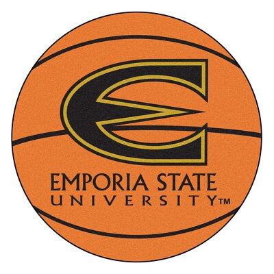 NCAA Emporia State University Basketball Mat