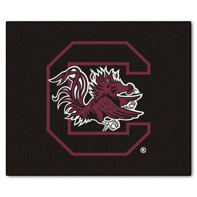 NCAA University of South Carolina Indoor/Outdoor Area Rug