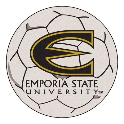 NCAA Emporia State University Soccer Ball