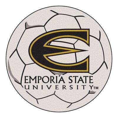 NCAA Emporia State University Soccer Ball