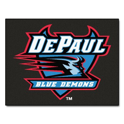 NCAA DePaul University All Star Mat