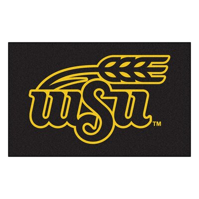 Collegiate NCAA Wichita State University Doormat