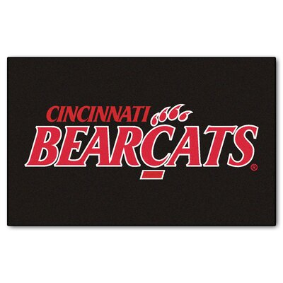 Collegiate NCAA University of Cincinnati Doormat
