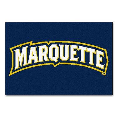 NCAA Marquette University Starter Mat