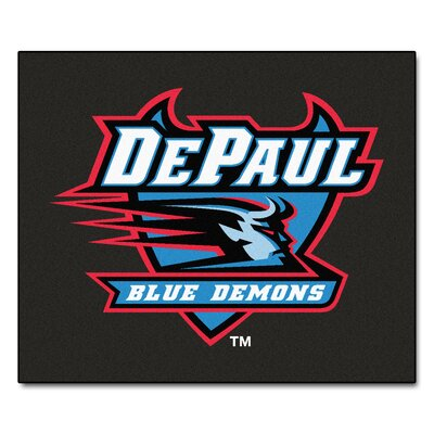 NCAA DePaul University Indoor/Outdoor Area Rug