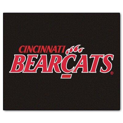 NCAA University of Cincinnati Indoor/Outdoor Area Rug