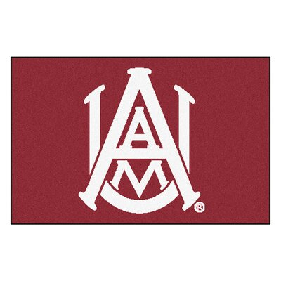 NCAA Alabama A&M University Starter Mat