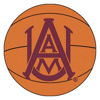 NCAA Alabama A&M University Basketball Mat