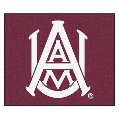 NCAA Alabama A&M University Indoor/Outdoor Area Rug
