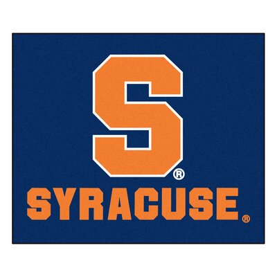 NCAA Syracuse University Indoor/Outdoor Area Rug