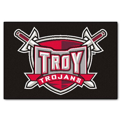 NCAA Troy University Starter Mat