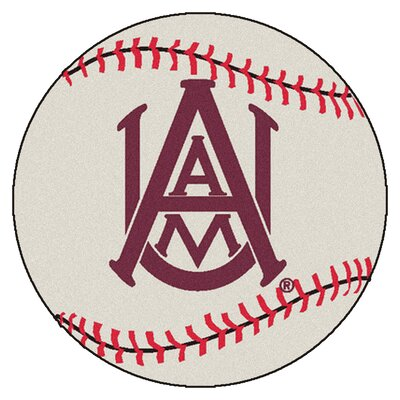 NCAA Alabama A&M University Baseball Mat