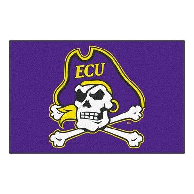 NCAA East Carolina University Starter Mat