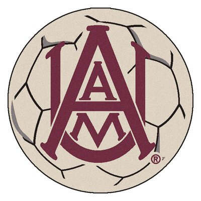 NCAA Alabama A&M University Soccer Ball