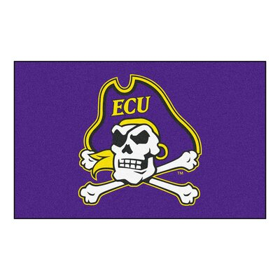 Collegiate NCAA East Carolina University Doormat