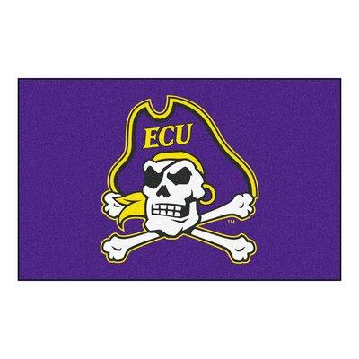 Collegiate NCAA East Carolina University Doormat