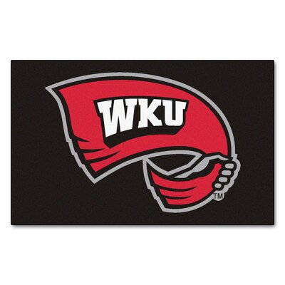 Collegiate NCAA Western Kentucky University Doormat