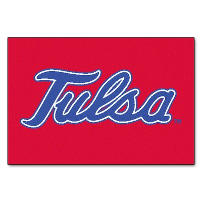 NCAA University of Tulsa Starter Mat