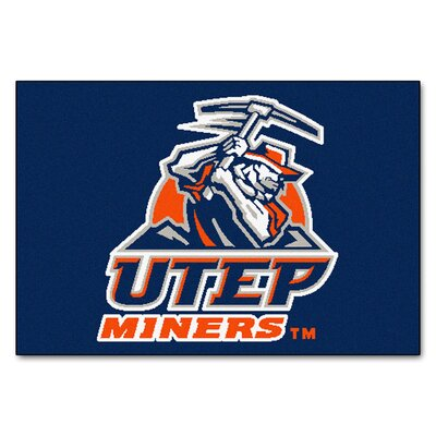 NCAA UTEP Starter Mat