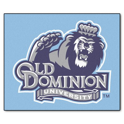 NCAA Old Dominion University Indoor/Outdoor Area Rug