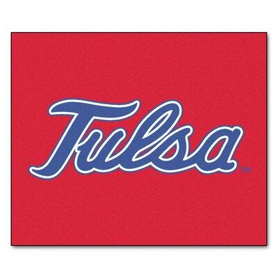 NCAA University of Tulsa Indoor/Outdoor Area Rug