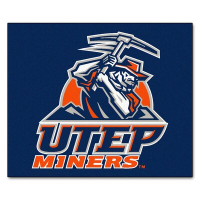 NCAA UTEP Indoor/Outdoor Area Rug