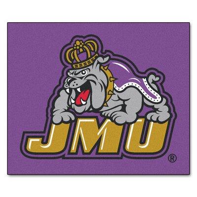 NCAA James Madison University Indoor/Outdoor Area Rug