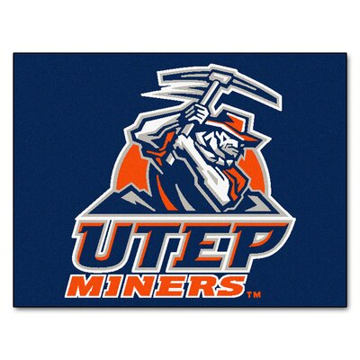 NCAA UTEP All Star Mat