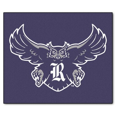 NCAA Rice University Indoor/Outdoor Area Rug