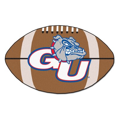 NCAA Gonzaga University Football Mat