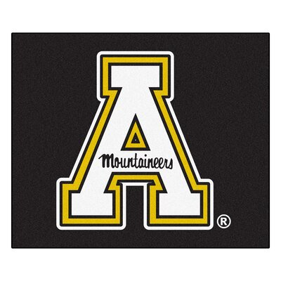 NCAA Appalachian State Indoor/Outdoor Area Rug
