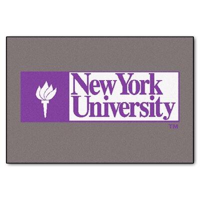 NCAA NYU Starter Mat