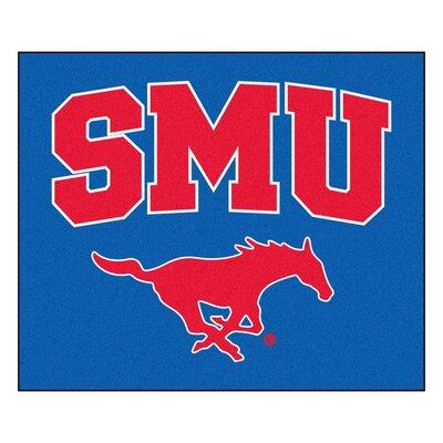 NCAA Southern Methodist University Indoor/Outdoor Area Rug