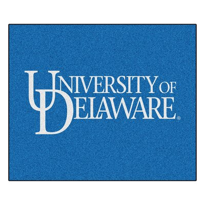 NCAA University of Delaware Indoor/Outdoor Area Rug