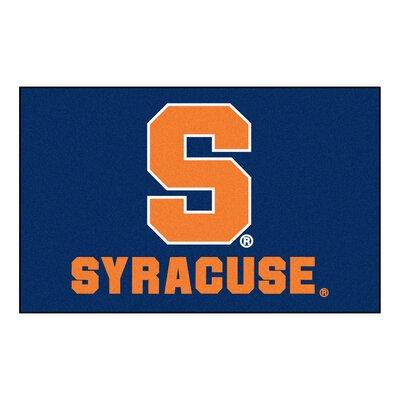 Collegiate NCAA Syracuse University Doormat