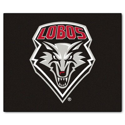 NCAA University of New Mexico Indoor/Outdoor Area Rug