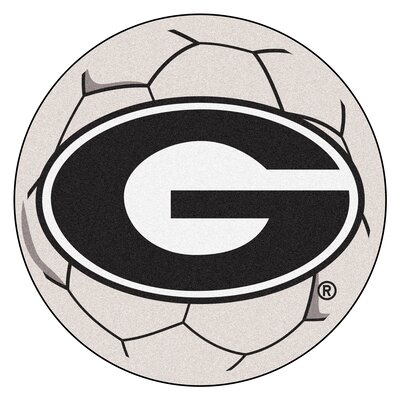 NCAA University of Georgia Soccer Ball