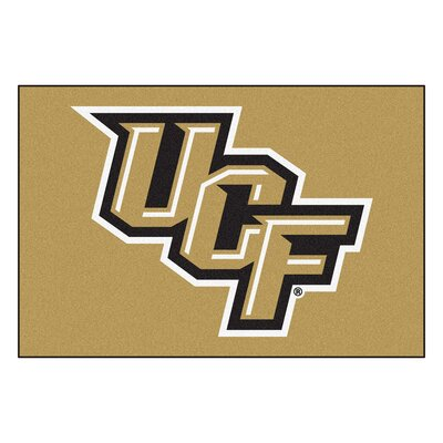 Collegiate NCAA University of Central Florida Doormat