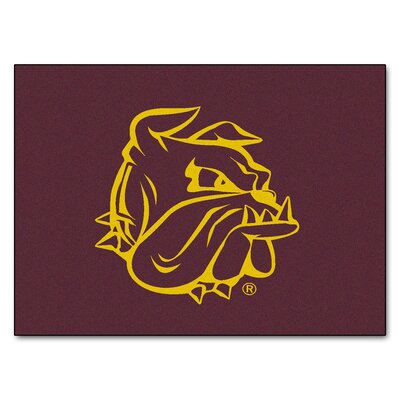 NCAA University of Minnesota-Duluth Indoor/Outdoor Area Rug