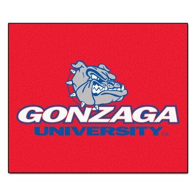 NCAA Gonzaga University Indoor/Outdoor Area Rug