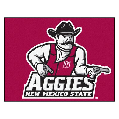 NCAA New Mexico State University All Star Mat