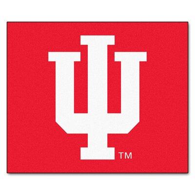NCAA Indiana University Indoor/Outdoor Area Rug