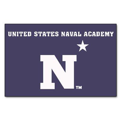 NCAA U.S. Naval Academy Starter Mat