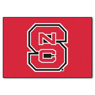 NCAA North Carolina State University Starter Mat
