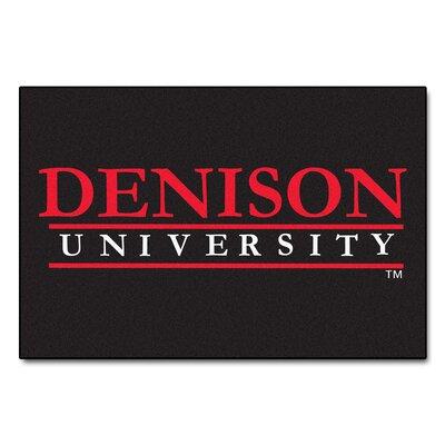 NCAA Denison University Starter Mat