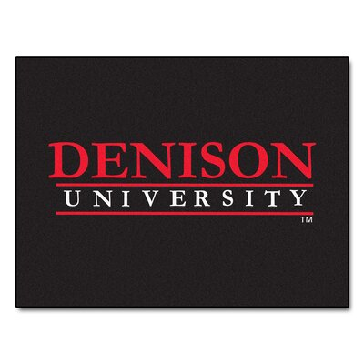 NCAA Denison University All Star Mat