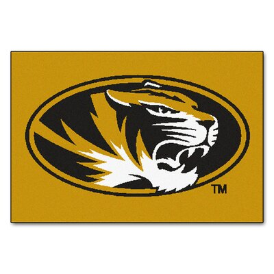 NCAA University of Missouri Starter Mat