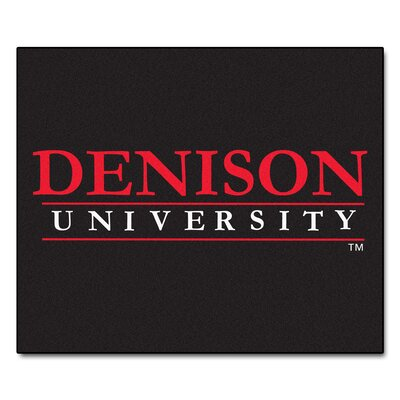 NCAA Denison University Indoor/Outdoor Area Rug