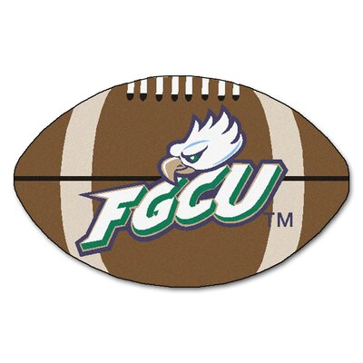 NCAA Florida Gulf Coast University Football Mat