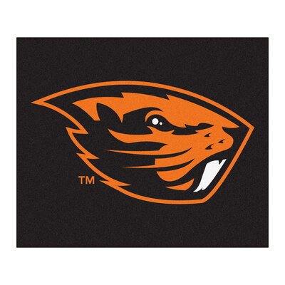 NCAA Oregon State University Indoor/Outdoor Area Rug